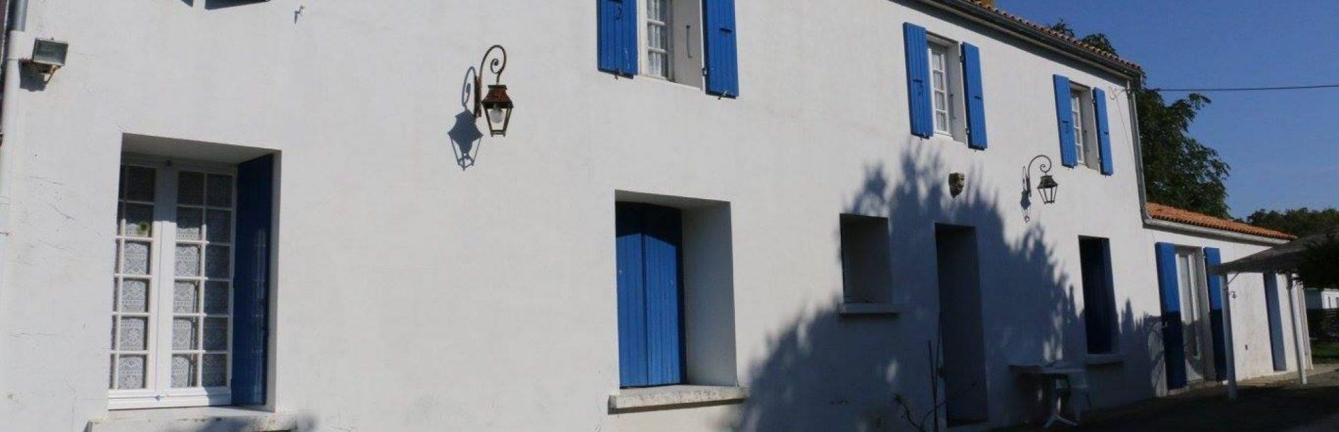 Location de vacances à la ferme en Charente Maritime